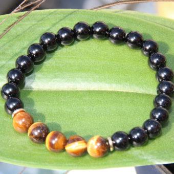 bracelet-pierre-naturelle-obsidienne-noire-oeil-de-tigre-par-shiva-esoterisme-fabrication-artisanale-menen-halluin-belgique-france
